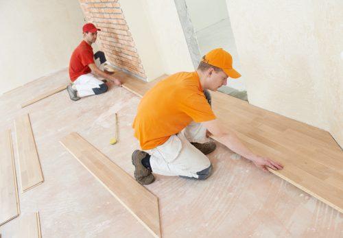 assurer la rénovation de parquet
