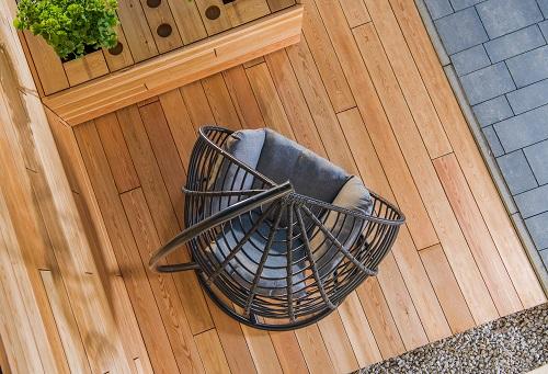 Créateur d'aménagement extérieur et terrasse en bois