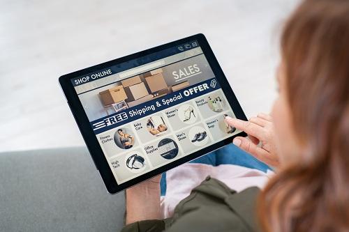 Vente tissu en ligne, la solution pratique et rapide