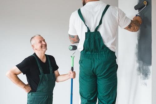 le fournisseur en peinture pour bâtiment